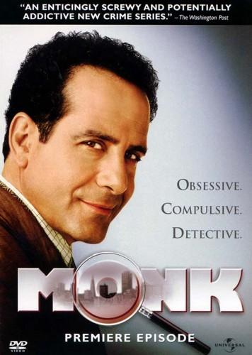 Детектив монк торрент.